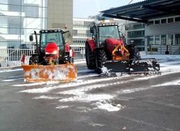 Schneefrei und eisfrei auf Salzburgs Straßen mit unserem Winterdienst.
