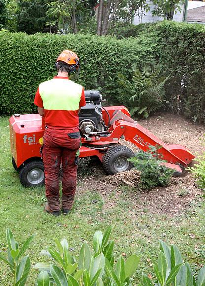 Lieblings Stockfräsen - Der Bernegger: Baumpflege, Winterdienst @JD_75