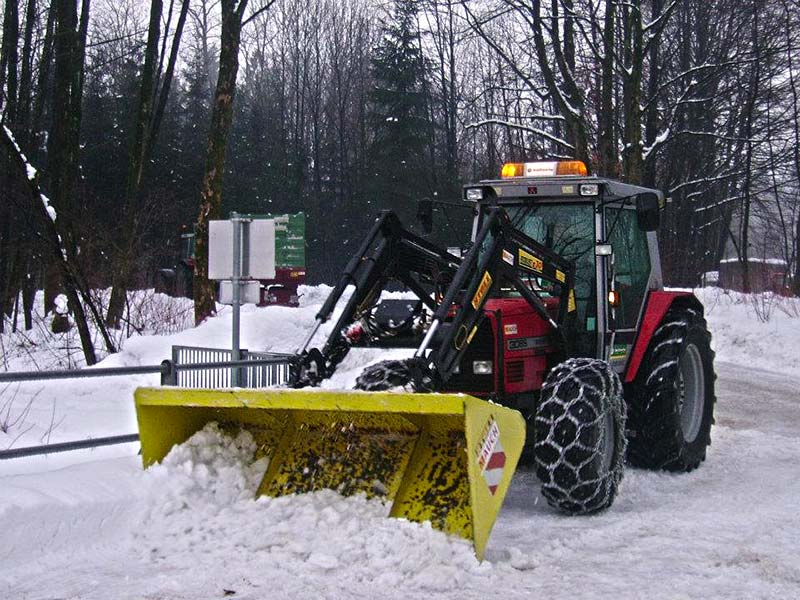 Der Bernegger - Winterdienst